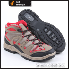 Outdoor Hiking Shoes with PVC Sole (SN5246)