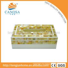 Tissue Papier Golden Lip Perlmutt Shell Tissue Box