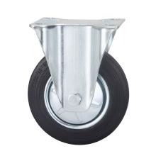 """3 """"~ 8"""" Industrieausrüstung Caster mit Gummi starren Caster Wheels"""