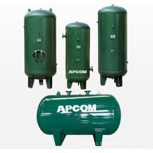 APCOM 20bar 30 bar carbon fiber airtank storage 40bar stainless steel high pressure air tank for PET Bottle Blowing