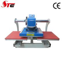 Machine de transfert de presse de la chaleur de station approuvée par double de la CE