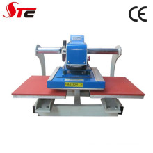 CE Approved Double Station Heat Press Transfer Machine