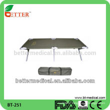 foldable Aluminum emergency Stretcher with bag