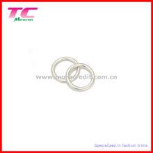 Fashion Shiny Silber O-Ring für Tasche, Gürtel, Bikini