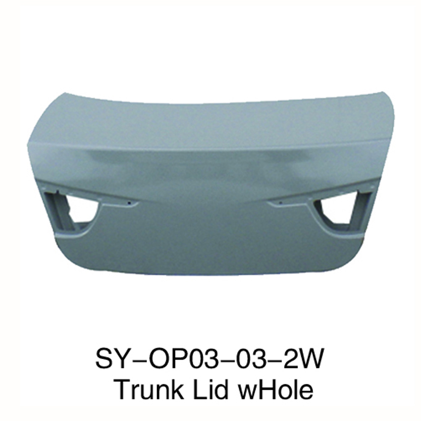 OPEL ASTRA J (SEDAN) Trunk Lid