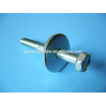 Hex head with flat washer screw