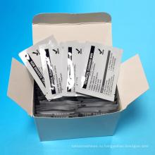Чистящие салфетки Evolis A5004 IPA для чистки принтера
