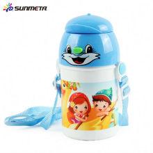 Sublimation Cute Kid Wasserflasche 400ml