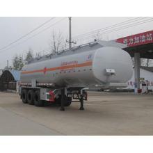 10,5 м Tri-легковоспламеняющиеся жидкости транспорта танк полуприцеп