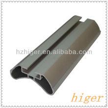 Perfil de extrusão de alumínio de caixas publicitárias