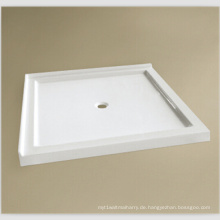 "Upc 36 ""X36"" Double Thresholds Fliesenflansch Low Rim Shower Base"