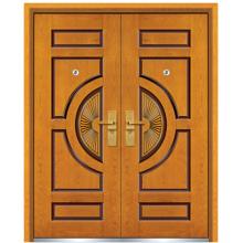 Стали деревянные бронированные двери (компания fxgm-A105D)