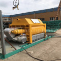 Mezclador de concreto Twin Shaft Serie Economy