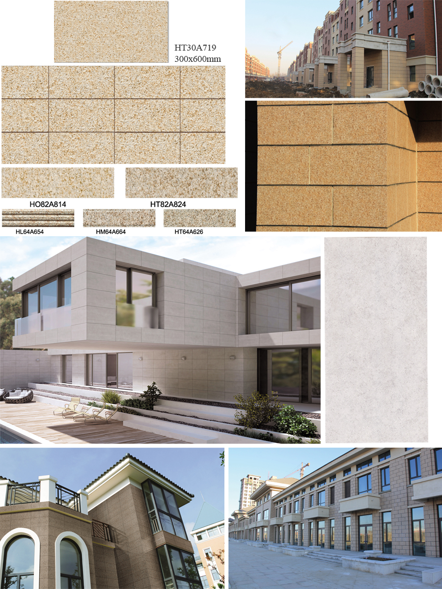 exterior digital wall tiles