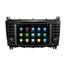 Sz Hualingan Hl-8731 for Mercedes-Benz Clk-C209 W209 Car Radio