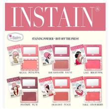 The Balm Instant Blush Palette