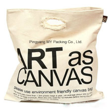 Customized Die-Cut Cotton Canvas Promotion Bag