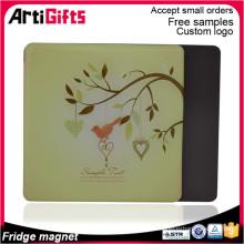 new product custom paper decorative fridge magnet