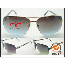 Best Selling with Special Shape for Men′s Metal Sunglasses (40369)