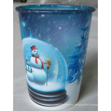 Take Away of Customizedplastic Single Cups in High Quality