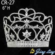 Drop Water Crystal Crown Rhinestone Tiara