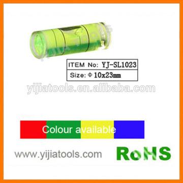 tube level bulbs with ROHS standard YJ-SL1023