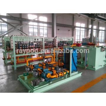 Hidráulica placa de corte de la máquina de corte de la planta hidráulica