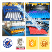 galvanized corrugated roofing sheets machine