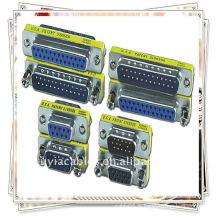 NOUVEAU Connecteur mâle VGA VGA 15 broches à mâle Adaptateur / Adaptateur VGA Nouveau