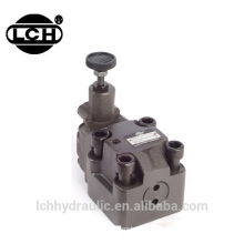 High pressure hydraulic plate overflow connection relief valve price