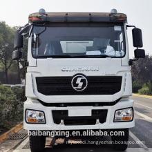 Genuine Shacman Delong F2000 F3000 New 8x4 8 wheel Hydraulic tipper truck