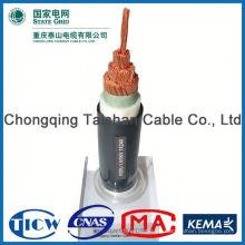 Professionelle Kabel Fabrik Stromversorgung solide oder gestrandete elektrische Gebäude Draht