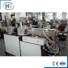 Máquina de granulación de tornillo doble de dos etapas para granular