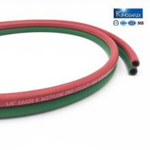 flexible flashback arrestor for hose oxygen acetylene