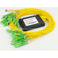 Fiber Optic Coupler with SC Connectors 1x32