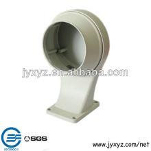 Boîtier de caméra dôme de sécurité extérieure étanche en aluminium