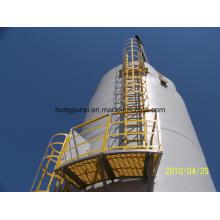 Fiberglass Tank or Vessel for Petroleum Production