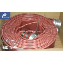 Tuyau PVC Layflat pour approvisionnement en eau