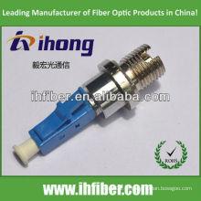 FC fêmea para adaptador de fibra macho LC
