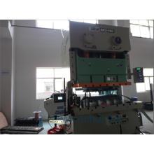 Uso do alimentador do servo de Nc na máquina da imprensa feita em China