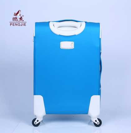 5Custom carry on polyester trolley bags