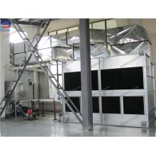 Torre de enfriamiento de agua de circuito cerrado, equipo de enfriamiento evaporativo superdyma