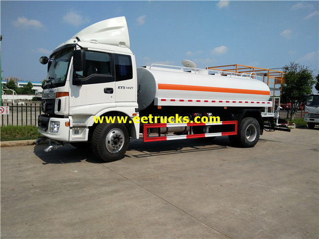 Spray Water Tanker Truck