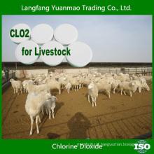 2015 Hot Sell Cloreto de Dióxido de Cloreto para Desinfecção Pecuária
