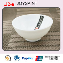Safety Bulk Packing Glassware Bowl or Individual Stars Decorate Glassware Rice Bowl for Promotion