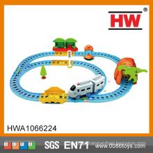 Brinquedo quente do trem da estrada de ferro da venda BO