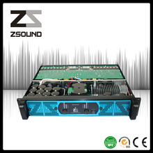 Amplificateur puissant d'alimentation de commutateur de la classe Td stéréo