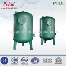 1-100t / H Wasserbehandlungsprozess Aktivkohle Wasserfilter