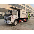 New condition diesel type garbage truck