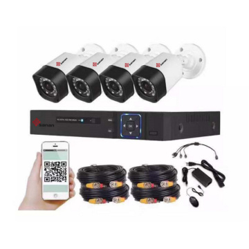 Kit DVR AHD Full HD a 4 canali fai-da-te